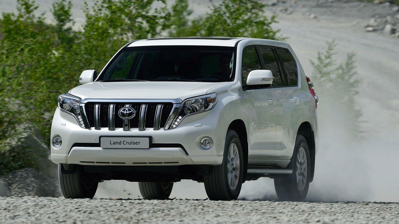 Toyota Land Cruiser Prado получит новый турбодизель и коробку передач