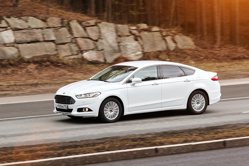 Сможет ли новый Ford Mondeo вернуть себе лидерство в классе. Фото 1