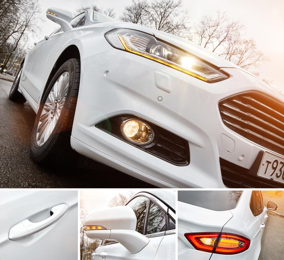 Сможет ли новый Ford Mondeo вернуть себе лидерство в классе. Фото 2