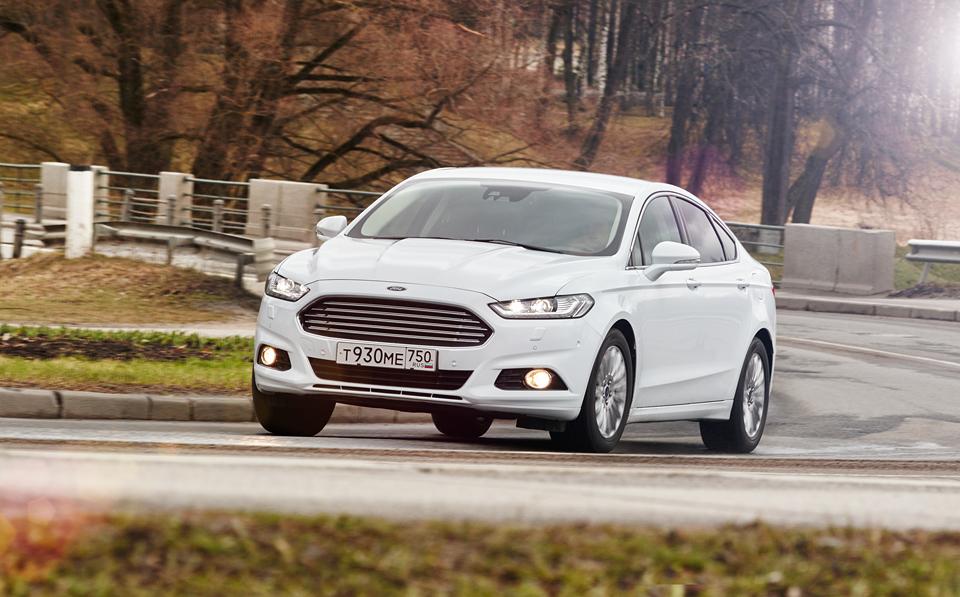 Сможет ли новый Ford Mondeo вернуть себе лидерство в классе. Фото 6