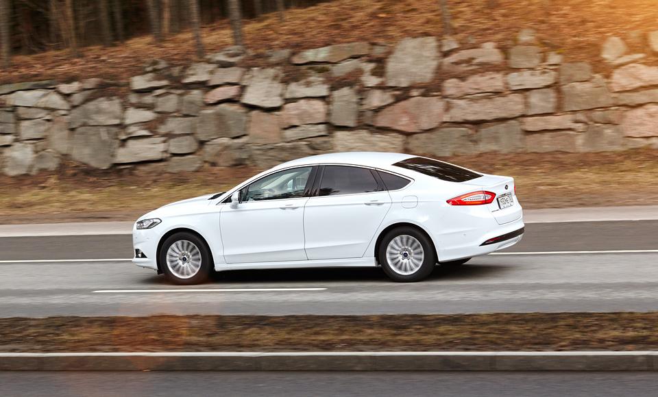 Сможет ли новый Ford Mondeo вернуть себе лидерство в классе. Фото 7