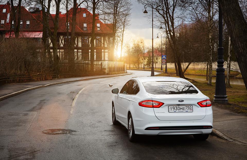 Сможет ли новый Ford Mondeo вернуть себе лидерство в классе. Фото 8