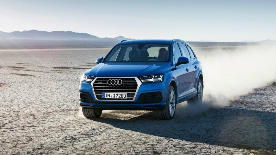 Audi возглавила рейтинг самых популярных премиум-производителей