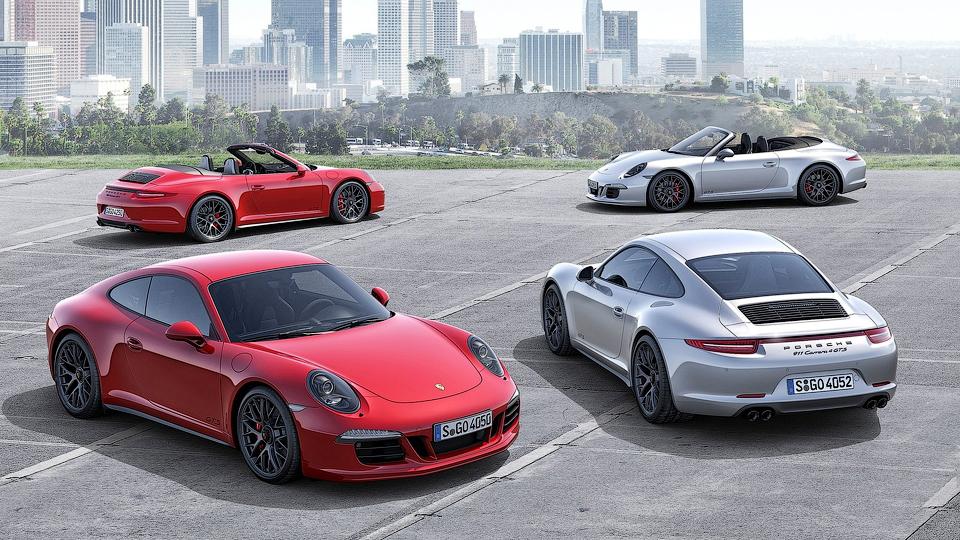 Porsche определится с запуском гибридного 911-го до конца года