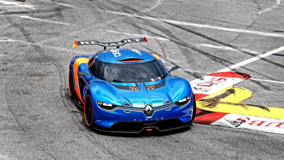 Марка Alpine привезет в «Ле-Ман» предтечу соперника Audi TT