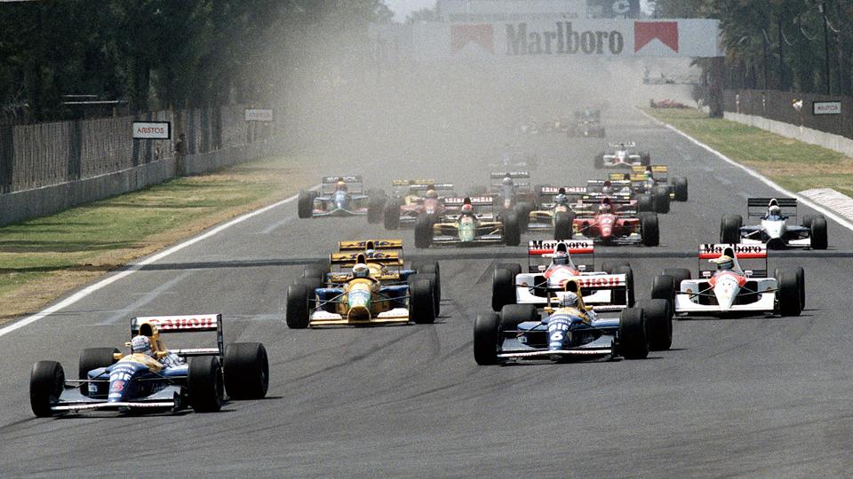 Билеты на возрожденный Гран-при Мексики раскупили за несколько часов