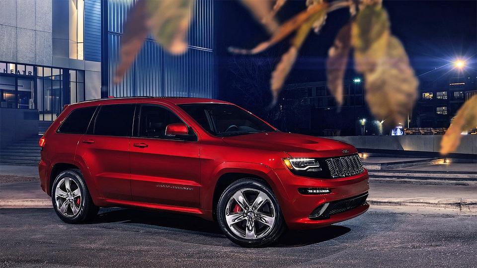 Jeep выпустит конкурента Range Rover