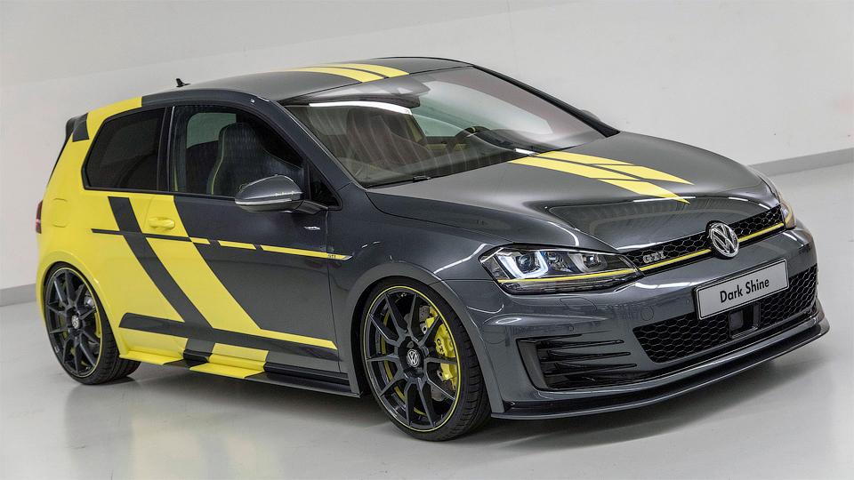 Стажеры Volkswagen построили самый мощный переднеприводный Golf