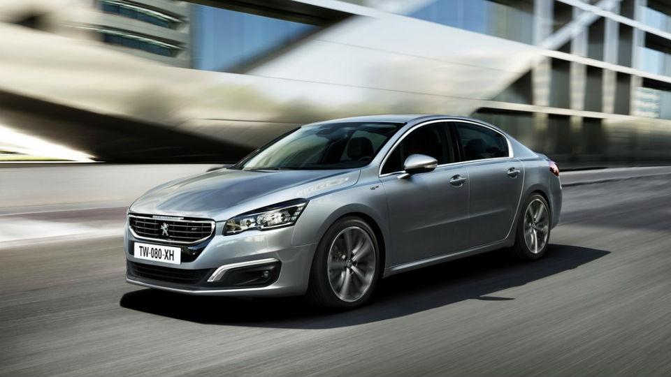 Peugeot 508 следующего поколения получит автопилот
