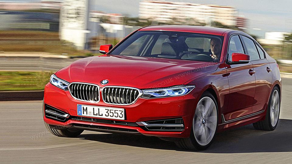 Британские СМИ узнали подробности о следующей «трешке» BMW