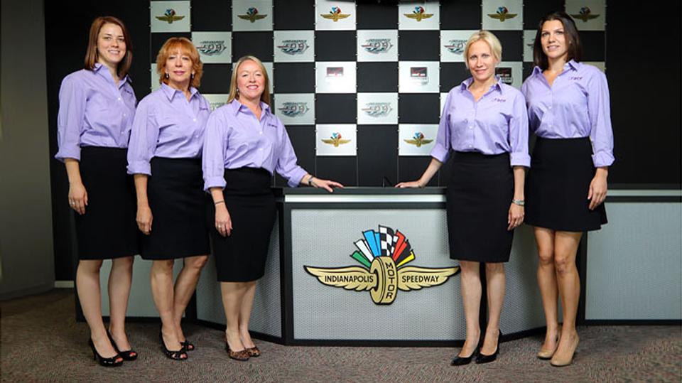 На «Инди 500» выступит полностью женская команда