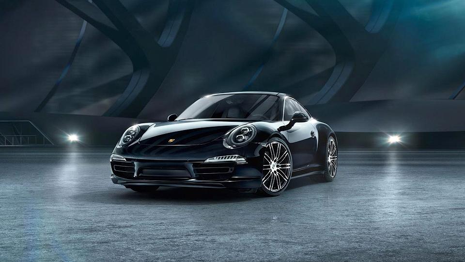 Двум спорткарам Porsche добавили «черные» версии