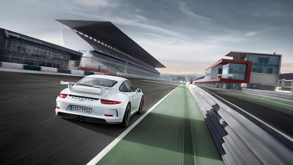 Компания Porsche запатентовала название GT5