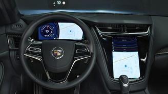 """Cadillac показал мультимедийную """"начинку"""" будущих моделей"""