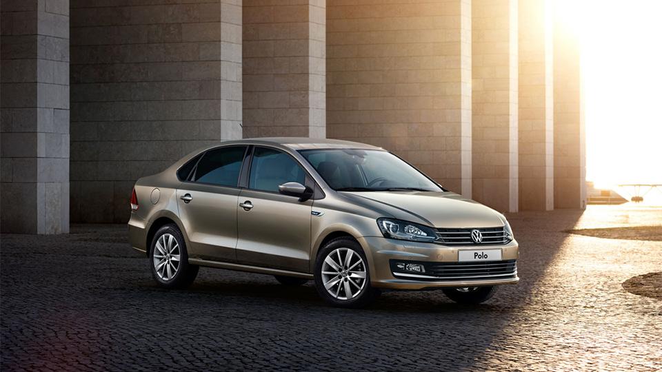 Volkswagen обновил седан Polo