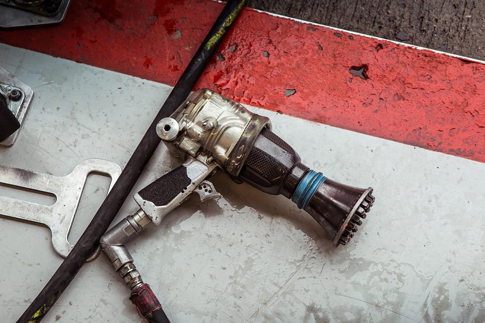 «Мотор» насвоей шкуре узнал, как работают механики гоночной команды. Фото 17
