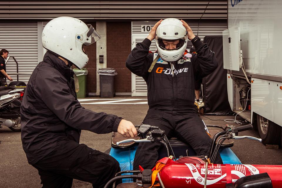 «Мотор» насвоей шкуре узнал, как работают механики гоночной команды. Фото 11