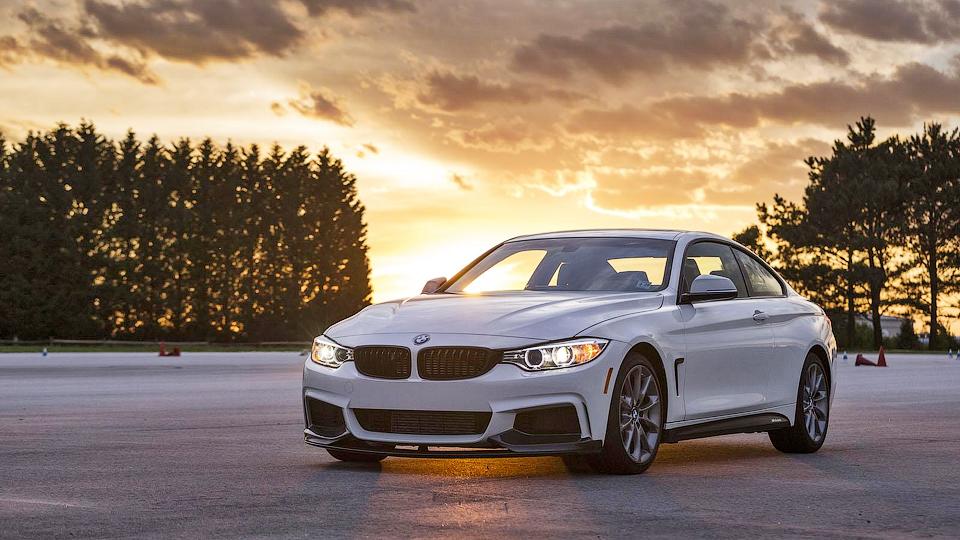 BMW выпустит ограниченным тиражом форсированное купе 435i