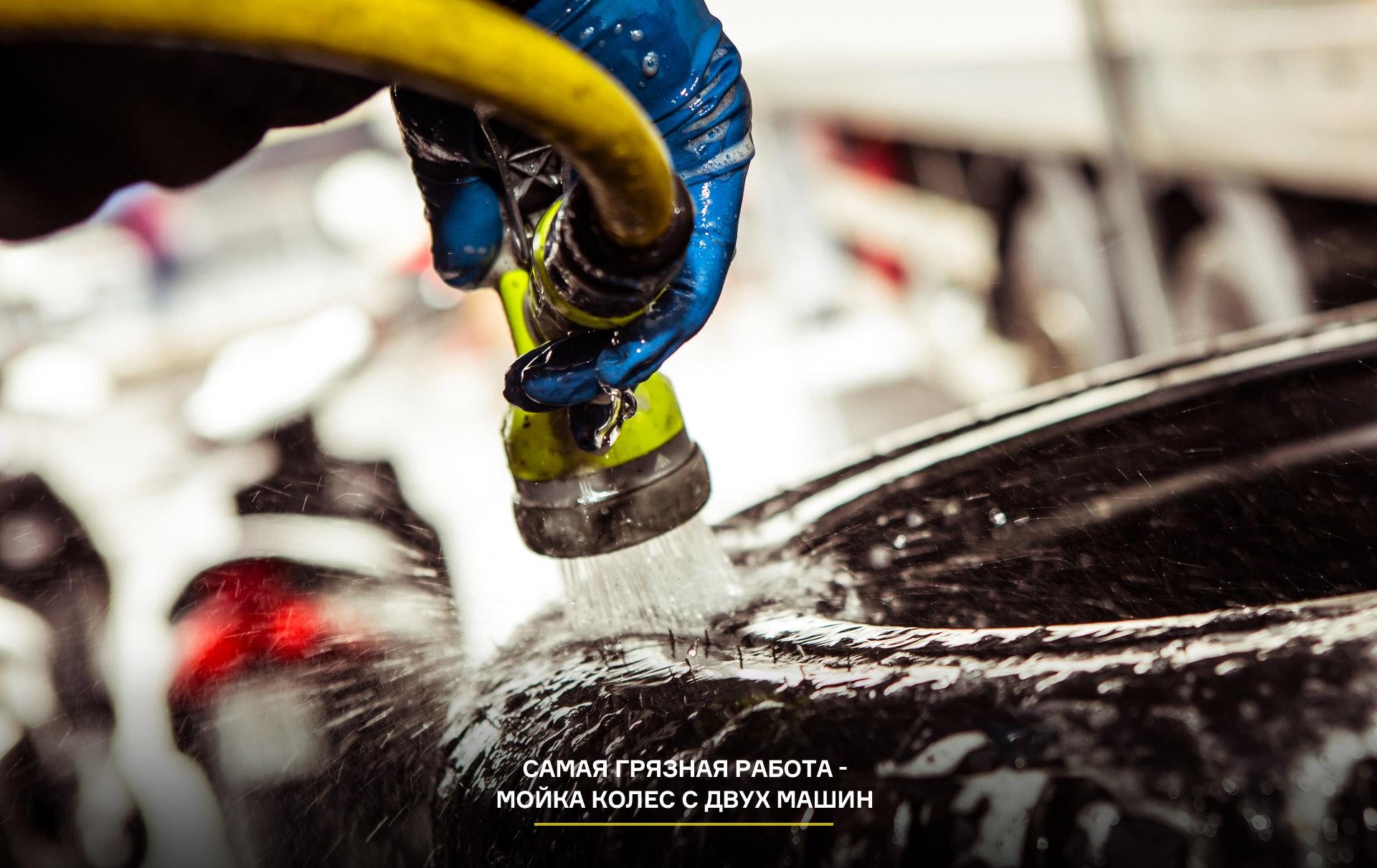 «Мотор» насвоей шкуре узнал, как работают механики гоночной команды. Фото 26