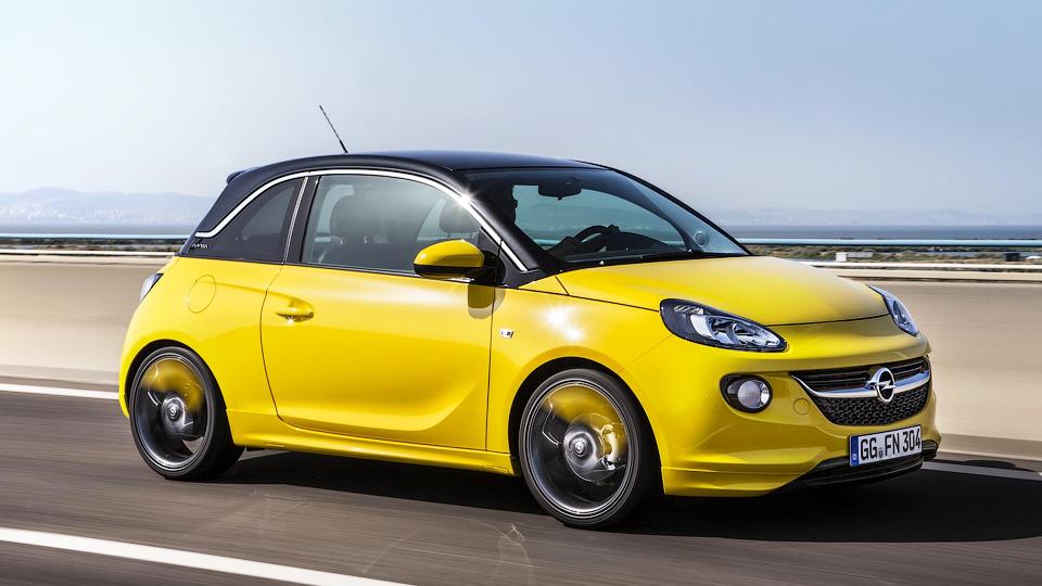 Opel оснастил хэтчбек Adam «роботом»