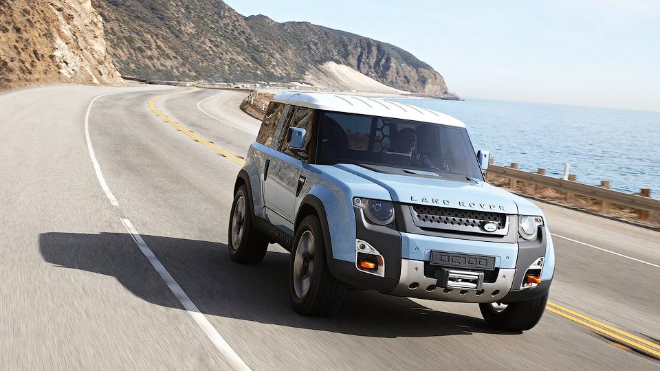 Сборку нового Land Rover Defender наладят в Восточной Европе