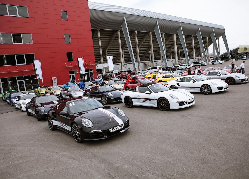 Обучение будут проводить на гоночной трассе Moscow Raceway