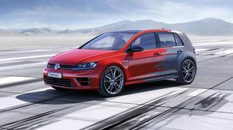 У нового поколения VW Golf ряд функций будут управляться жестами