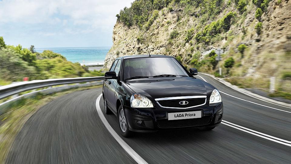 «АвтоВАЗ» модернизирует «Приору» в 2015 году