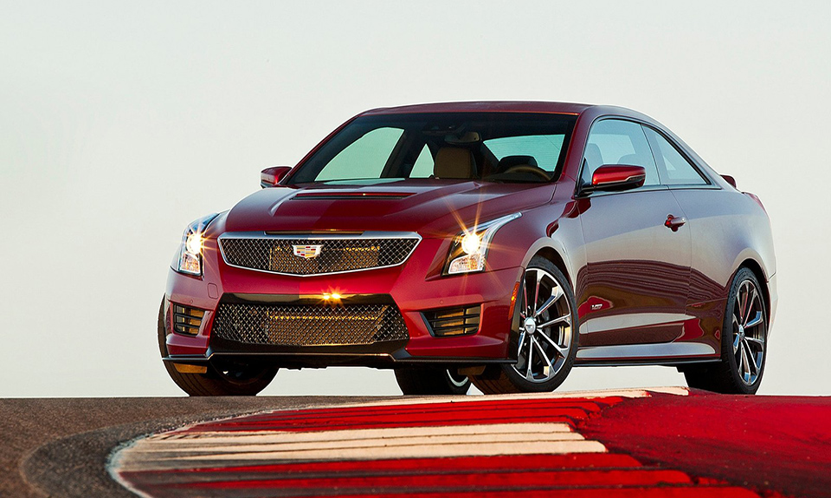 Cadillac опроверг появление ATS-V с семилитровым мотором