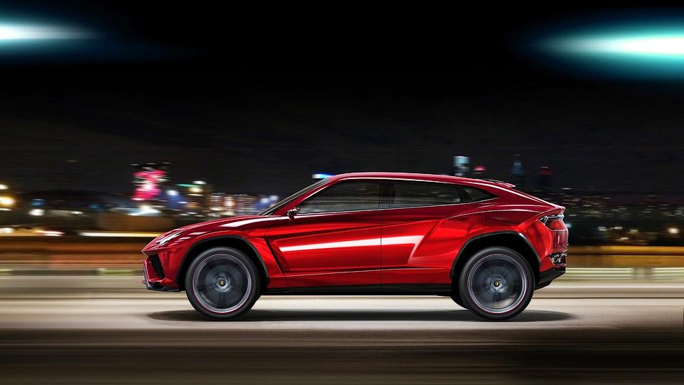 Вседорожнику Lamborghini официально дали «зеленый свет»