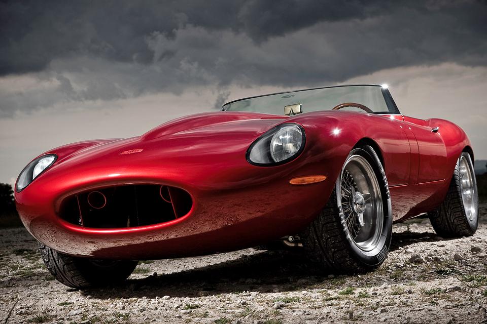 Автомобили с ретро-дизайном, которые выпускаются в наши дни. Фото 4
