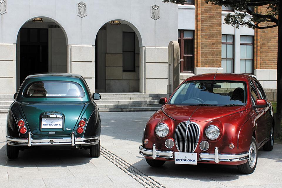 Автомобили с ретро-дизайном, которые выпускаются в наши дни. Фото 7
