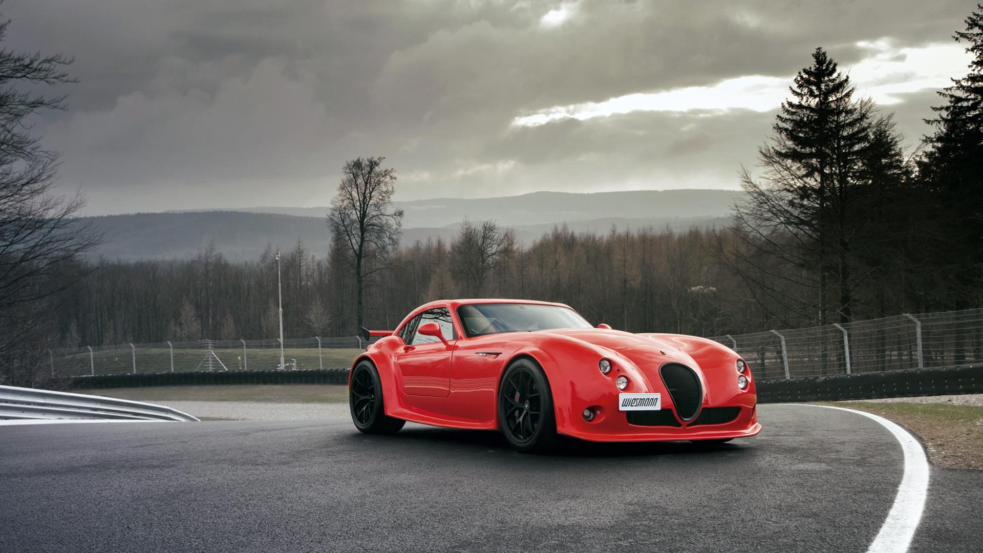Автомобили с ретро-дизайном, которые выпускаются в наши дни. Фото 3