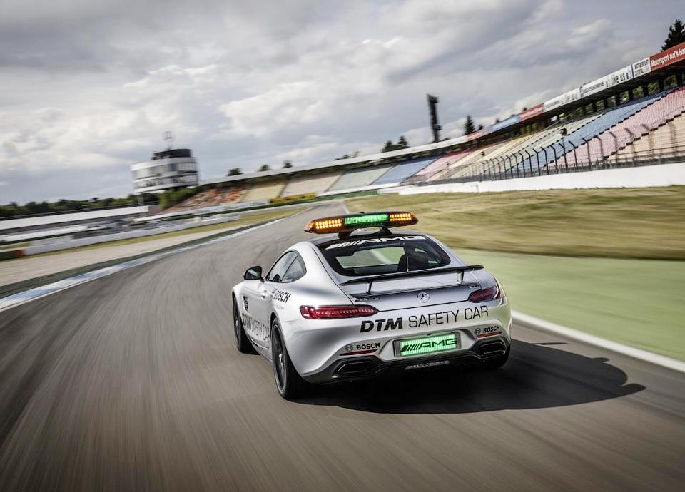 Суперкар впервые выйдет на трек на майской гонке в Лаузитце