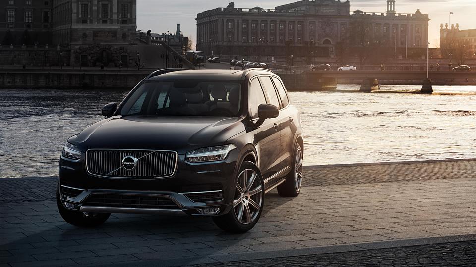 Под глобальный отзыв Volvo XC90 попали 12 машин из России