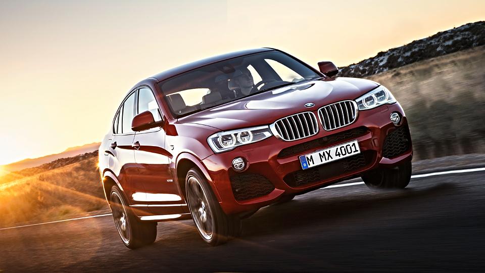Компания BMW назвала рублевые цены X4 локальной сборки