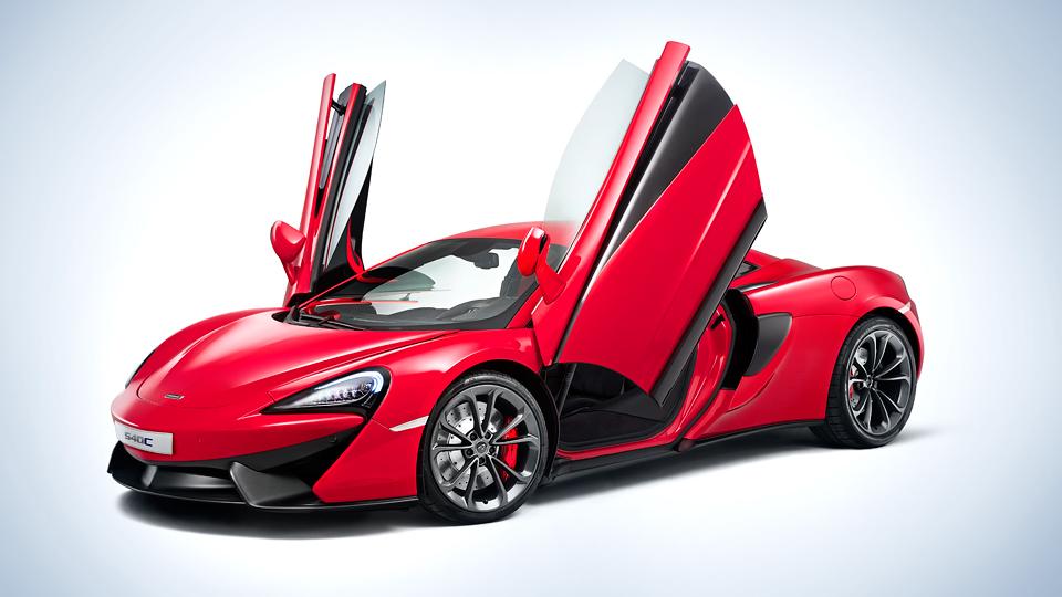 McLaren отказался продавать в США повседневный суперкар