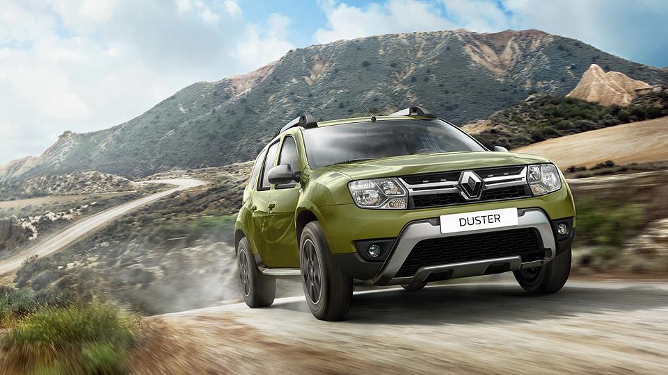 Компания Renault показала обновленный Duster для России