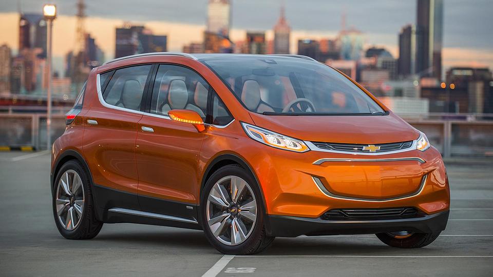 Компании Chevrolet запретили называть новую модель Bolt