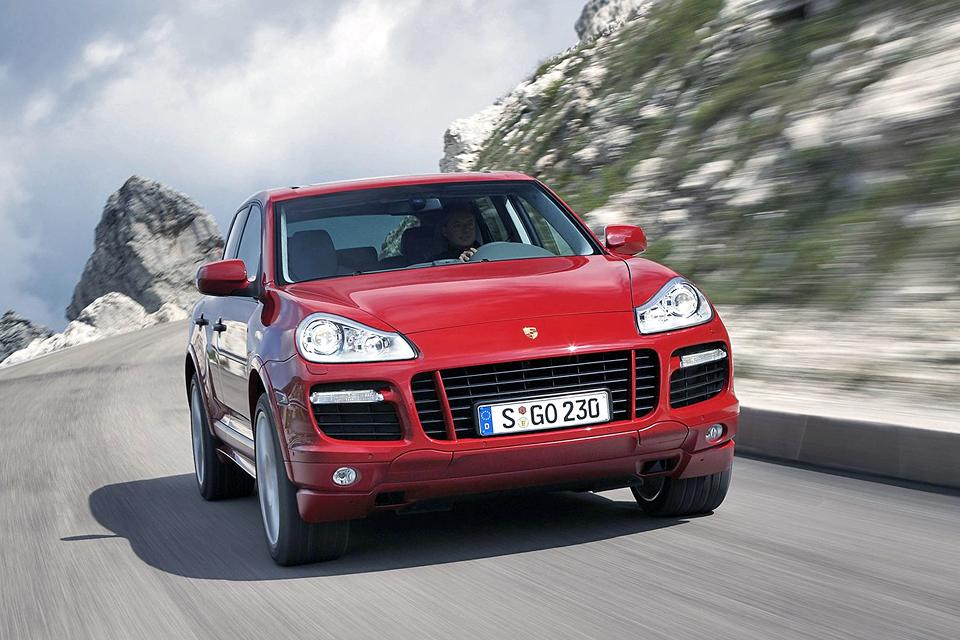 Ищем лучший GTS во всей линейке Porsche. Фото 3