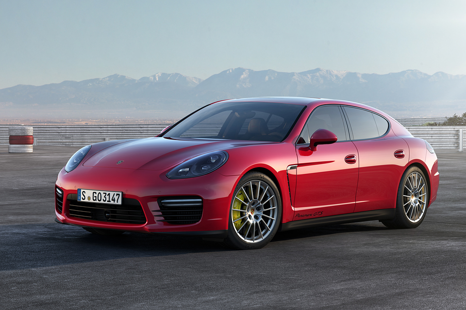 Ищем лучший GTS во всей линейке Porsche. Фото 8
