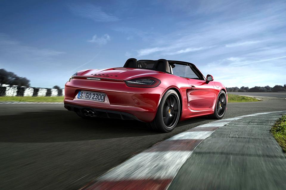 Ищем лучший GTS во всей линейке Porsche. Фото 15