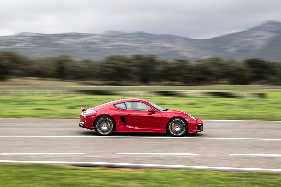 Ищем лучший GTS во всей линейке Porsche. Фото 13
