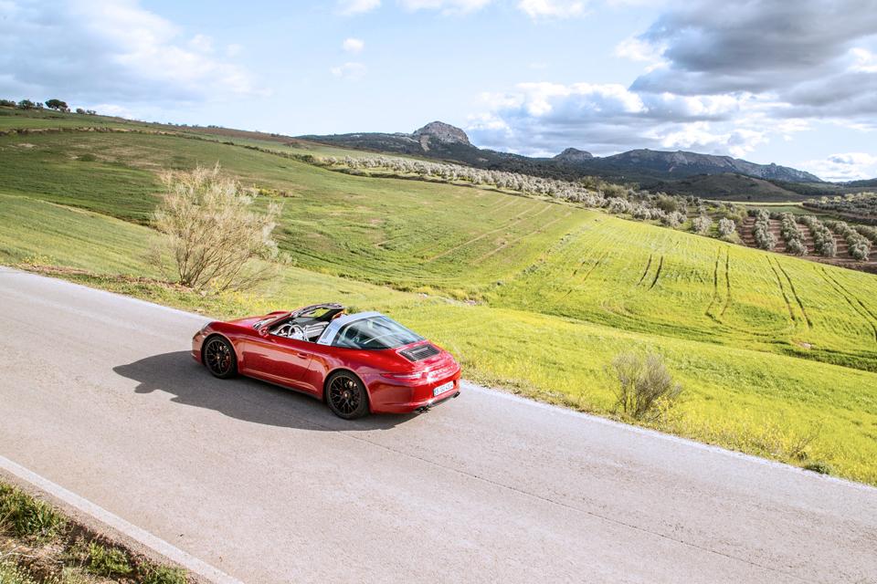 Ищем лучший GTS во всей линейке Porsche. Фото 11