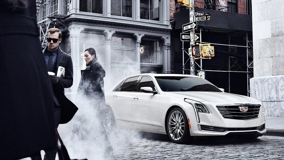 Флагманский седан Cadillac доберется до России в 2016 году