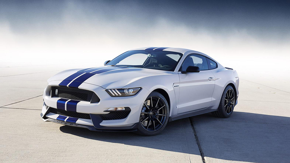 «Форд» назвал отдачу самого мощного атмосферного «Мустанга»