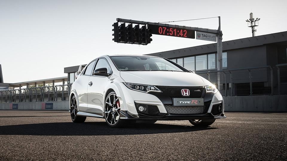 «Хонда» заявила о готовности сделать Civic Type R мощнее