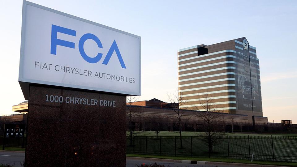 Концерн Fiat Chrysler отложил обновление моделей пяти марок