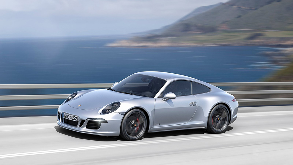 Porsche сделает «дружелюбный» 911 GT
