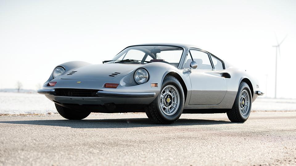 Ferrari возродит имя Dino с новым спорткаром